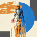 Shapes. Un proyecto de Diseño, Dirección de arte, Diseño gráfico, Collage, Creatividad, Diseño de carteles y Diseño digital de Luana Monteiro - 21.06.2021