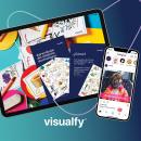 Contenidos Audiovisuales // visualfy®. Un proyecto de Publicidad, Fotografía, Dirección de arte, Br, ing e Identidad, Consultoría creativa, Marketing y Vídeo de Melissa O'Brien - 25.06.2021