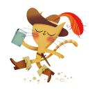 """""""Lee, imagina, sueña"""". Um projeto de Design, Ilustração, Design de personagens, Artes plásticas, Desenho e Ilustração infantil de Ana Varela - 25.06.2021"""