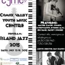 COMOX Valley Youth Music Center. Un proyecto de Diseño de carteles de Mansoor Khalid - 03.04.2017