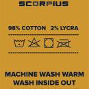 Scorpius.shop - Branding Images. Un proyecto de Diseño, Br, ing e Identidad, Moda, Ilustración vectorial y Diseño de logotipos de Mansoor Khalid - 02.09.2020