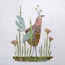 Pájaro ubicado . Um projeto de Colagem de Estrellita Caracol - 01.06.2021