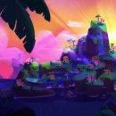 """Lollipop Cove - Sunset"". Un proyecto de Dirección de arte y Concept Art de Oskar Acosta - 29.06.2021"