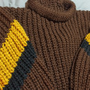 Mi Proyecto del curso: Crochet: crea prendas con una sola aguja. Un proyecto de Moda, Diseño de moda, Tejido, DIY y Crochet de Camila Andrea Hernández Aliaga - 29.06.2021