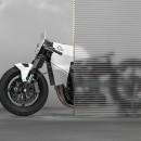 Yamaha XS 650 Cafe Racer Concept R. Um projeto de Design, 3D, Design de automóveis, Design industrial, Design de produtos, Modelagem 3D e 3D Design de Àlex Casabò - 30.06.2021
