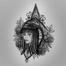 Mi Proyecto del curso: Diseño e ilustración digital de tatuajes con Procreate. A Illustration, Graphic Design, Digital illustration, Tattoo Design, and Digital Drawing project by Sandra - 06.30.2021