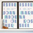 Istiu Festival. Um projeto de Design, Ilustração, Br, ing e Identidade, Design gráfico e Tipografia de lluís serra pla - 02.07.2021