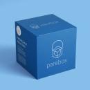 Parebox Logo. Um projeto de Design, Br, ing e Identidade e Design gráfico de Pablo Cinto - 04.07.2021