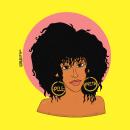 Um pouco de mim. Un proyecto de Ilustración, Creatividad y Dibujo de Laís Guarazemini - 05.07.2021