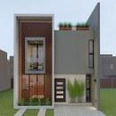 Casa Antigua Cementera . A Design, Architecture, Interior Architecture, 3d modeling, and Design 3D project by Raul Ceballos - 07.14.2020