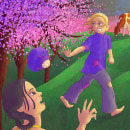 Mi Proyecto del curso: Introducción al álbum ilustrado. Un proyecto de Ilustración, Diseño editorial, Dibujo, Ilustración infantil y Narrativa de Viridiana Benitez Mendoza - 08.07.2021