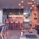 Proyecto del curso: Render de interiores con SketchUp y V-Ray Next. Un proyecto de Arquitectura, Arquitectura interior, Arquitectura digital y Visualización arquitectónica de Giancarlo Pava Durand - 09.07.2021