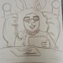 My project in Illustration Techniques to Unlock your Creativity course. Un proyecto de Diseño, Ilustración, Bellas Artes, Pintura, Creatividad, Creatividad con niños y Sketchbook de Daisy Sparling - 11.07.2021