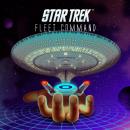 Star Trek Fleet Command. A Illustration, Vector Illustration, and Digital illustration project by Salmorejo Studio - 07.13.2021