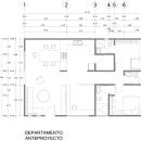 Mi Proyecto del curso: Diseño de interiores de principio a fin. Um projeto de Arquitetura de interiores, Design de interiores e Interiores de Damaris Arellano Almaguer - 12.07.2021