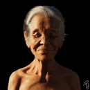 Sweet old lady. A 3D, Character Design, and Sculpture project by Pedro Javier Asuar Catalán - 07.14.2021