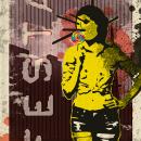 Meu projeto do curso: Ilustração para amantes da música. Um projeto de Ilustração, Artes plásticas e Design de cartaz de ANDERSON CARLOS FERREIRA DE PAULA - 15.07.2021
