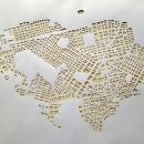 Orografías urbanas: Atenas + En proceso Merlbourne. Um projeto de Arquitetura, Design de produtos, Escultura, Colagem e Criatividade de Sonia de Viana - 08.11.2020