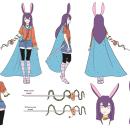 Mi Proyecto del curso: Dibujo de personajes manga desde cero. Um projeto de Ilustração, Design de personagens, Comic, Desenho a lápis, Desenho e Desenho mangá de Cintia Cueva Coral - 14.07.2021