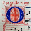 La escritura de Las Cantigas de Santa María. Un proyecto de Caligrafía de Arturo Rovira Roldan - 18.07.2021