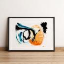 A veces suena muy bajita mi trompeta. A Fine Art project by Koi Samsa - 07.19.2021