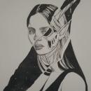 Inktober 2020. A Illustration project by Amparo Madera Albors - 07.19.2021