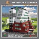 Santos Bravo Promociones 2018-2020. Um projeto de Ilustração, 3D, Arquitetura, Infografia, Animação 3D, Modelagem 3D, Ilustração Arquitetônica e Visualização arquitetônica de Pablo Riestra - 19.07.2021