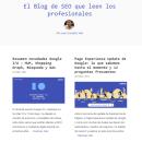 USEO - El blog de SEO que leen los profesionales. Um projeto de Marketing digital e Marketing de conteúdo de Juan González Villa - 20.07.2021