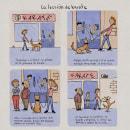 Mi Proyecto del curso: Viñetas ilustradas: historias que traspasan la pantalla. Um projeto de Artes plásticas, Comic, Desenho, Stor, telling, Stor e board de Vanina Aranda - 22.07.2021