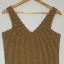 TOP CELESTINA - Mi Proyecto del curso: Crochet: crea prendas con una sola aguja . Un proyecto de Moda, Diseño de moda, Tejido, DIY y Crochet de Elena Jiménez - 15.07.2021