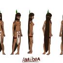 Proyecto Personal: Ciguapa . Un proyecto de Ilustración, Animación y Diseño de personajes de Steven Bienvenido Beltre Gómez - 26.07.2021