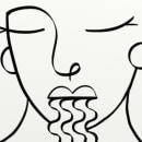 Megnoodle Logo Idea. Un progetto di Design, Illustrazione, Br e ing e identità di marca di Megan Holt - 22.07.2021