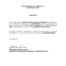 Certificado de prácticas_Casa Editorial El Tiempo S.A.. Um projeto de Produção e Cinema, Vídeo e TV de Carlos Daniel Ortega Herrera - 12.01.2021