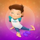 Ilustración Digital. Un proyecto de Ilustración, Animación, Diseño de personajes, Multimedia, Bocetado, Creatividad, Dibujo, Concept Art e Ilustración infantil de Paulina Cuen - 28.07.2021