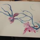 My Art Journals. Um projeto de Ilustração, Artes plásticas, Desenho a lápis, Desenho, Desenho artístico e Ilustração naturalista de Janine Ween - 29.07.2021