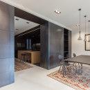 Diagonal Avenue Apartment. Um projeto de Arquitetura e Design de interiores de YLAB Architects - 29.07.2021