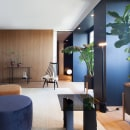 Llull apartment . Um projeto de Design, Design de interiores e Arquitetura de YLAB Architects - 29.07.2021