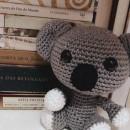 Coala amigurumi. Un proyecto de Crochet de Luiza - 01.08.2021