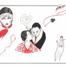 FLASHES TATT. Un progetto di Design di tatuaggi di Luisina Vazquez - 01.08.2021