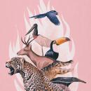 Queimadas no Pantanal • Brasil. A Illustration, and Digital illustration project by Débora Islas - 08.03.2021
