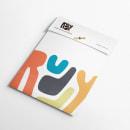 Nueva imagen corporativa Ruddy. A Design, Br, ing, Identit, Graphic Design, T, pograph, Lettering, and Logo Design project by Ruddy Del Rosario - 07.22.2021