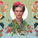 """Coleção """"Florescer"""". Un proyecto de Collage y Diseño gráfico de Beatriz Ortiz - 04.08.2021"""