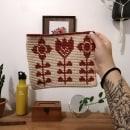 Mi Proyecto del curso: Tapestry: técnica de crochet para dibujar con hilos. Un progetto di Design di accessori, Moda, Design Pattern, Tessuto, DIY , e Uncinetto di Lucía Sanahuja - 05.08.2021