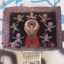 Retablo del mal gobierno. Un proyecto de Instalaciones, Collage, Arte urbano y Creatividad de lascabezasmalas - 25.12.2019