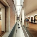 Museo del Prado para NIETO SOBEJANO. Um projeto de Ilustração, 3D, Arquitetura e Matte Painting de Fran Mateos - 10.08.2021