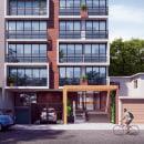 Edificio Rodin - Lima, Perú. Un proyecto de Arquitectura, Postproducción, Modelado 3D y Visualización arquitectónica de Giancarlo Pava Durand - 11.08.2021
