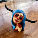 Mi Proyecto del curso: Escultura de personajes en plastilina epóxica. Um projeto de Design de personagens, Artes plásticas, Escultura e Cerâmica de Fernanda Orozco - 14.08.2021
