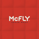 Mcfly. A Br, ing, Identit, Graphic Design, and Logo Design project by Artídoto Estudio - 08.16.2021