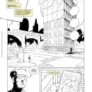 My project in Visual Narrative for Comic Books: Illustrate Your Own Universe course. Un proyecto de Ilustración, Diseño de personajes, Cómic, Dibujo, Stor, telling, Stor, board, Concept Art, Ilustración con tinta y Narrativa de Sam Hart - 12.07.2021