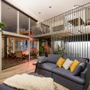 Loft 700. Um projeto de Arquitetura de interiores, Design e Interiores de LIMA LOFT INTERIORS - 17.08.2021